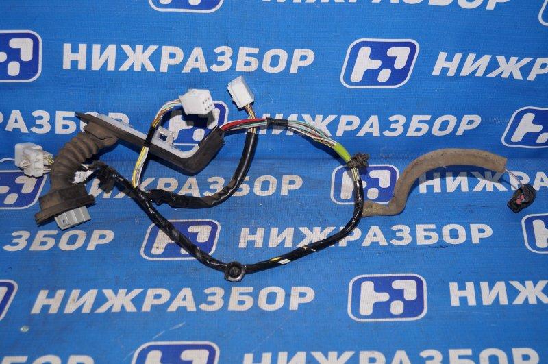 Проводка двери Mazda Cx 7 ER 2.3T (L3) 2008 задняя правая (б/у)
