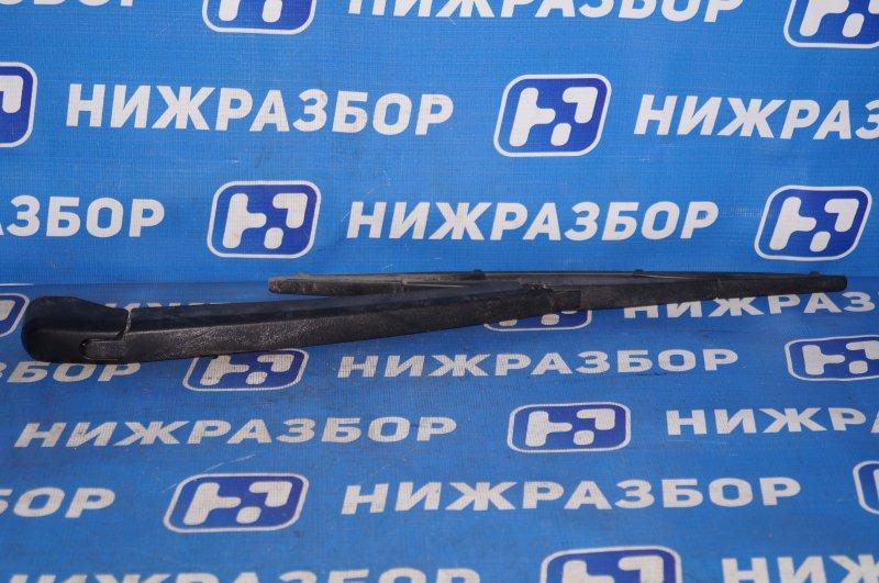 Поводок стеклоочистителя Mazda Cx 7 ER 2.3T (L3) 2008 задний (б/у)
