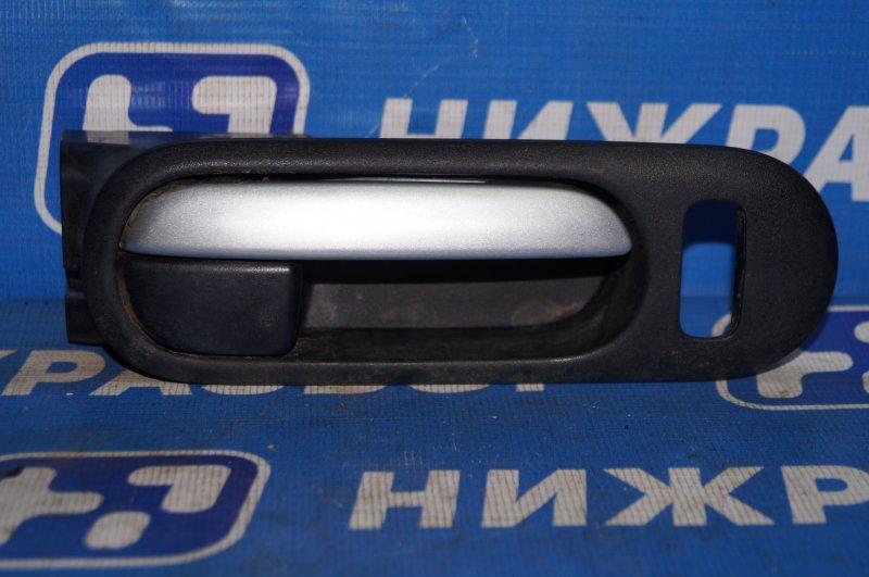 Ручка двери внутренняя Mazda Cx 7 ER 2.3T (L3) 2008 передняя правая (б/у)
