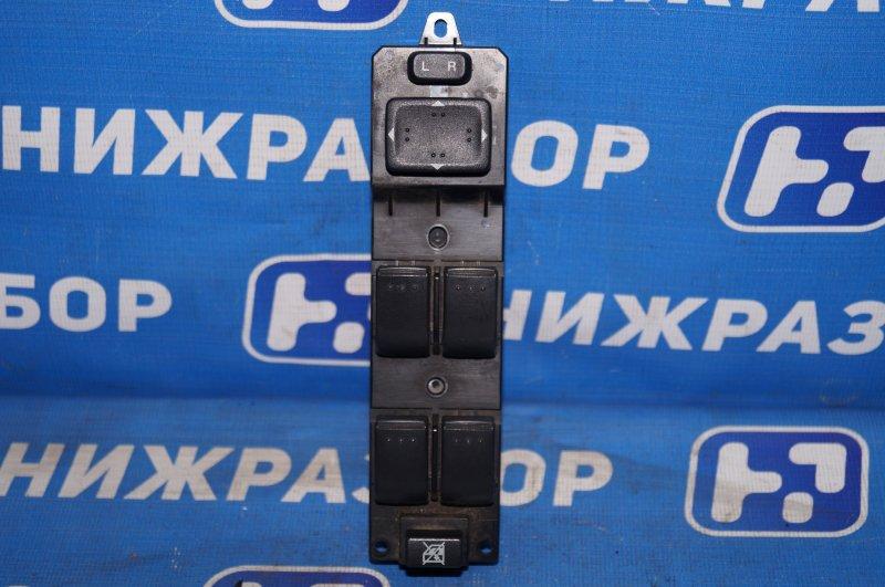 Блок управления стеклоподъемниками Mazda Cx 7 ER 2.3T (L3) 2008 (б/у)