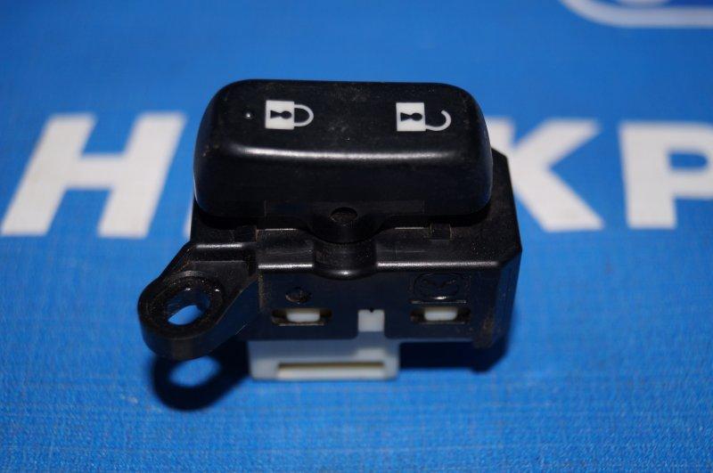 Кнопка центрального замка Mazda Cx 7 ER 2.3T (L3) 2008 передняя правая (б/у)