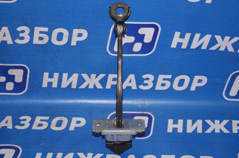 Ограничитель двери Mazda Cx 7 ER 2.3T (L3) 2008 задний правый (б/у)