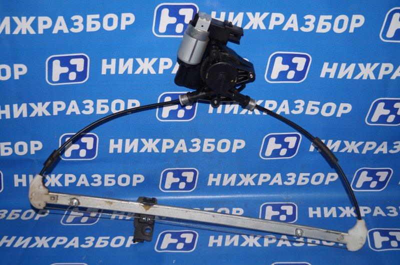 Стеклоподъемник эл. Mazda Cx 7 ER 2.3T (L3) 2008 задний правый (б/у)