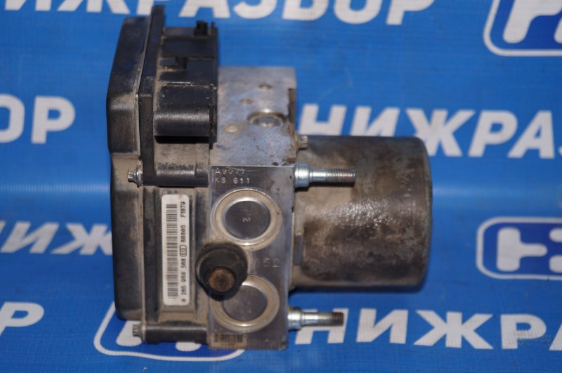 Блок abs (насос) Mazda Cx 7 ER 2.3T (L3) 2008 (б/у)