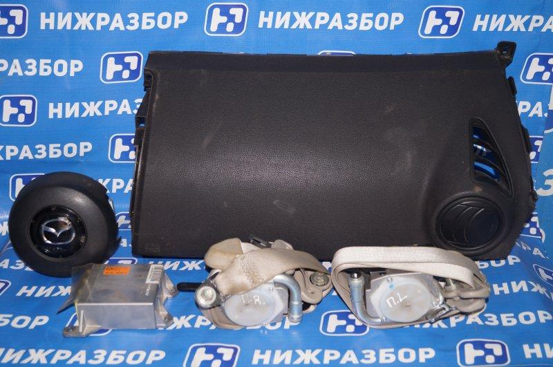 Комплект безопасности Mazda Cx 7 ER 2.3T (L3) 2008 (б/у)