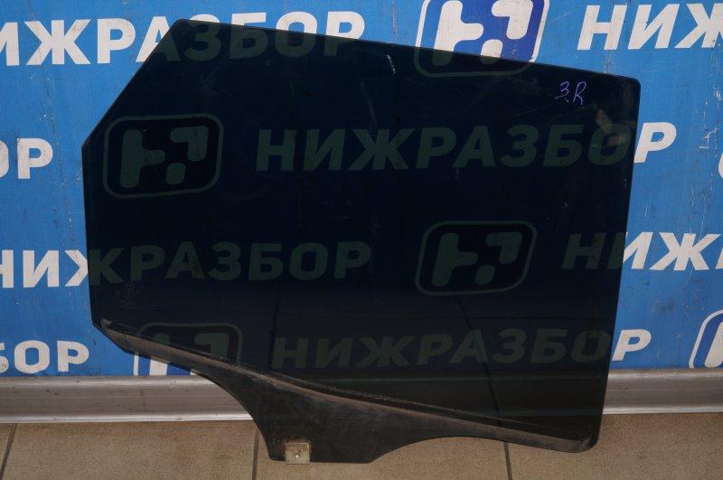 Стекло двери Mazda Cx 7 ER 2.3T (L3) 2008 заднее правое (б/у)