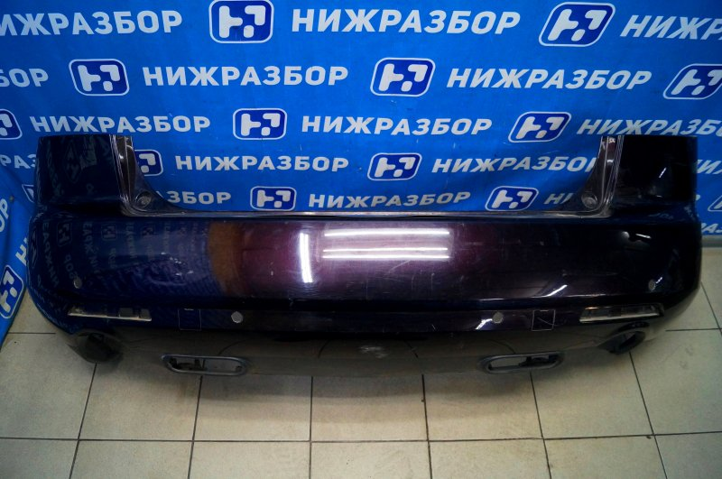 Бампер Mazda Cx 7 ER 2.3T (L3) 2008 задний (б/у)