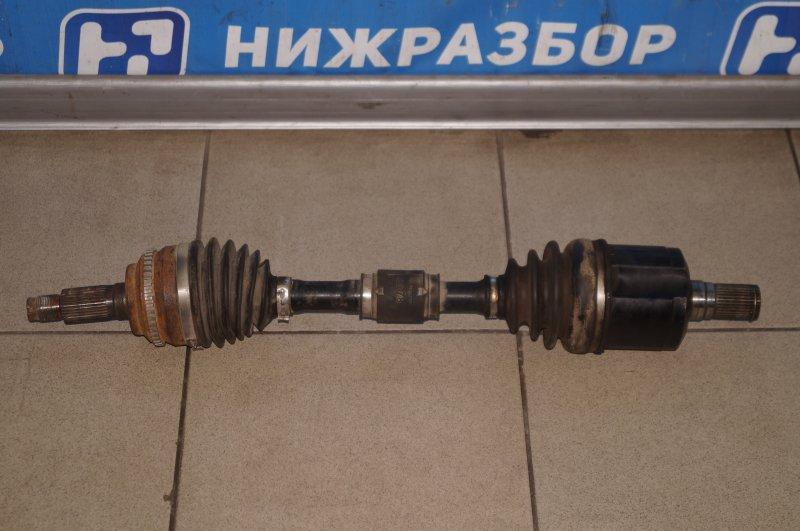 Привод Mazda Cx 7 ER 2.3T (L3) 2008 передний левый (б/у)