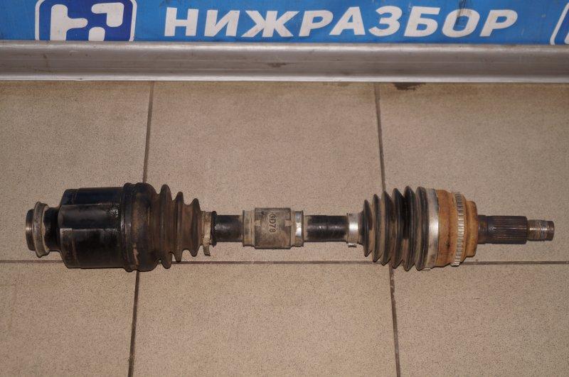 Привод Mazda Cx 7 ER 2.3T (L3) 2008 передний правый (б/у)
