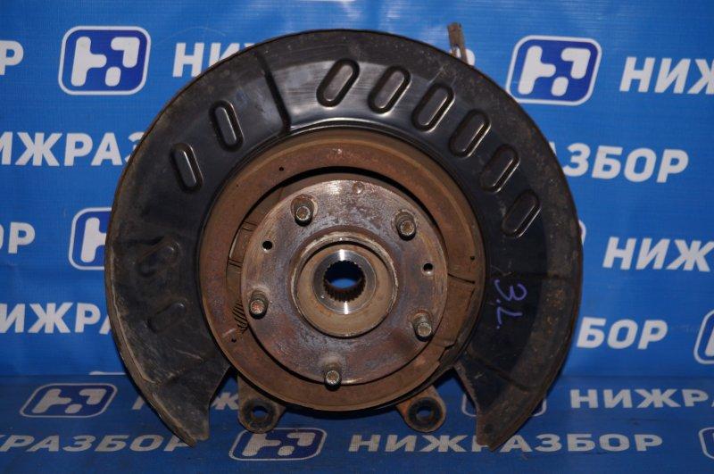 Ступица Mazda Cx 7 ER 2.3T (L3) 2008 задняя левая (б/у)