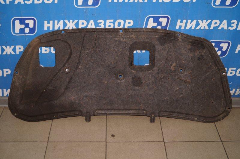 Шумоизоляция капота Mazda Cx 7 ER 2.3T (L3) 2008 (б/у)