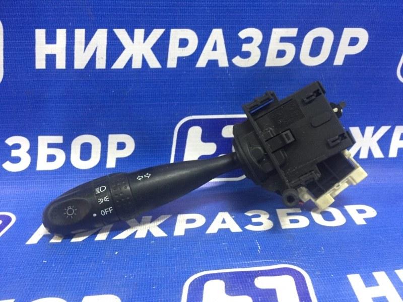 Переключатель поворотов Chery Tiggo T11 2.4 (4G64S4M) 2005 (б/у)