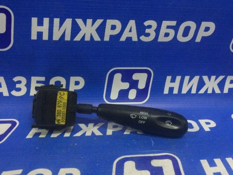Переключатель стеклоочистителей Daewoo Matiz M100/M150 1998 (б/у)