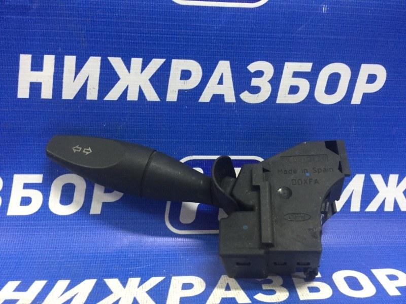 Переключатель подрулевой управления магнитолой Ford Focus 1 (б/у)