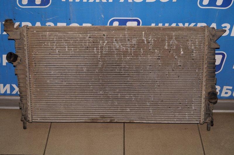 Радиатор основной Ford Focus 2 1.8 (QQDB) 2007 (б/у)