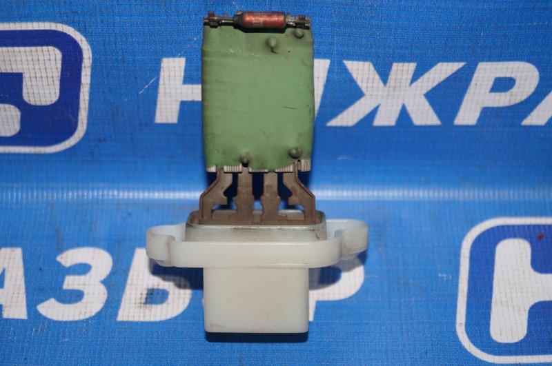 Резистор отопителя Ford Focus 2 1.8 (QQDB) 2007 (б/у)