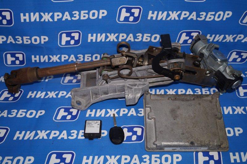 Замок зажигания (комплект) Ford Focus 2 1.8 (QQDB) 2007 (б/у)