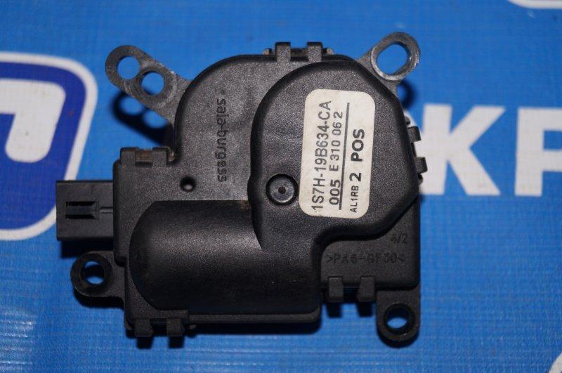 Моторчик заслонки печки Ford Focus 2 1.8 (QQDB) 2007 (б/у)