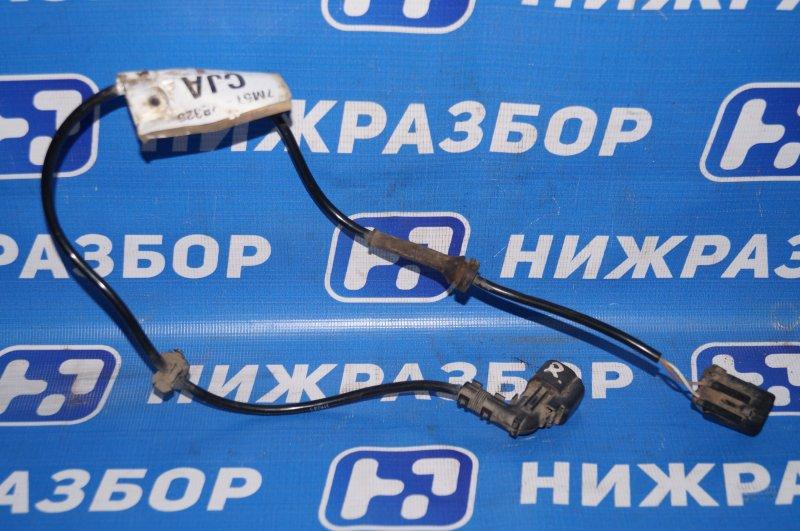 Проводка (коса) Ford Focus 2 1.8 (QQDB) 2007 задняя правая (б/у)