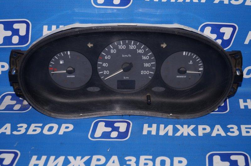 Панель приборов Renault Clio /symbol 1.4 K7JA700 2000 (б/у)