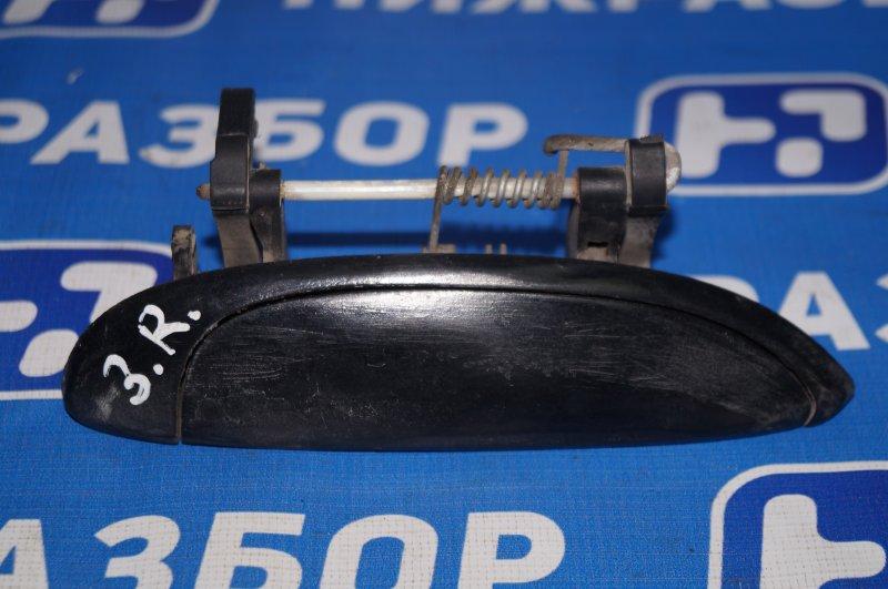 Ручка двери наружная Renault Clio /symbol 1.4 K7JA700 2000 задняя правая (б/у)