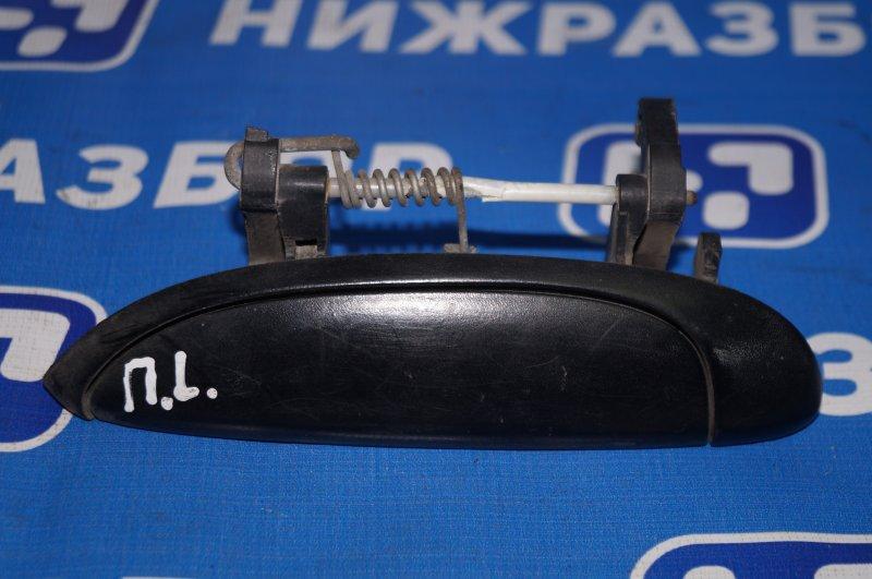 Ручка двери наружная Renault Clio /symbol 1.4 K7JA700 2000 передняя левая (б/у)