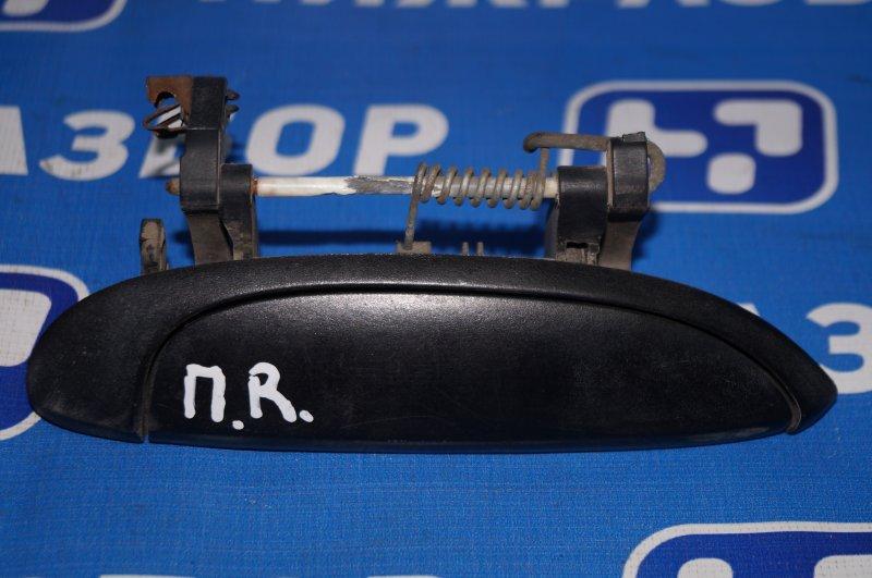 Ручка двери наружная Renault Clio /symbol 1.4 K7JA700 2000 передняя правая (б/у)