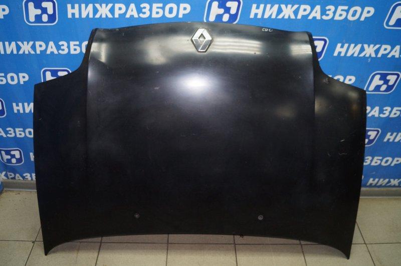 Капот Renault Clio /symbol 1.4 K7JA700 2000 (б/у)