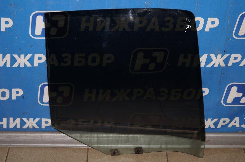 Стекло двери Renault Clio /symbol 1.4 K7JA700 2000 заднее правое (б/у)