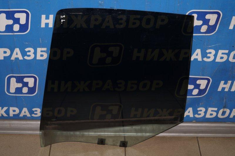 Стекло двери Renault Clio /symbol 1.4 K7JA700 2000 заднее левое (б/у)