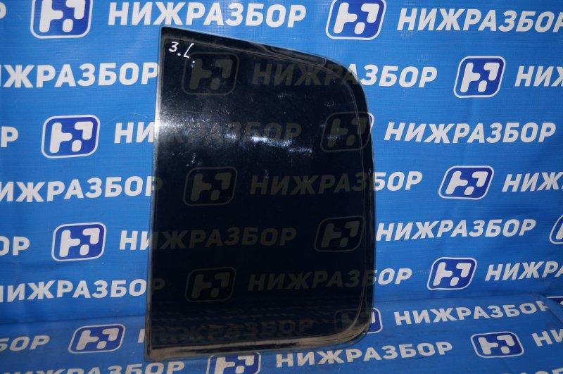 Форточка двери Renault Clio /symbol 1.4 K7JA700 2000 задняя левая (б/у)