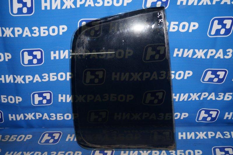 Форточка двери Renault Clio /symbol 1.4 K7JA700 2000 задняя правая (б/у)