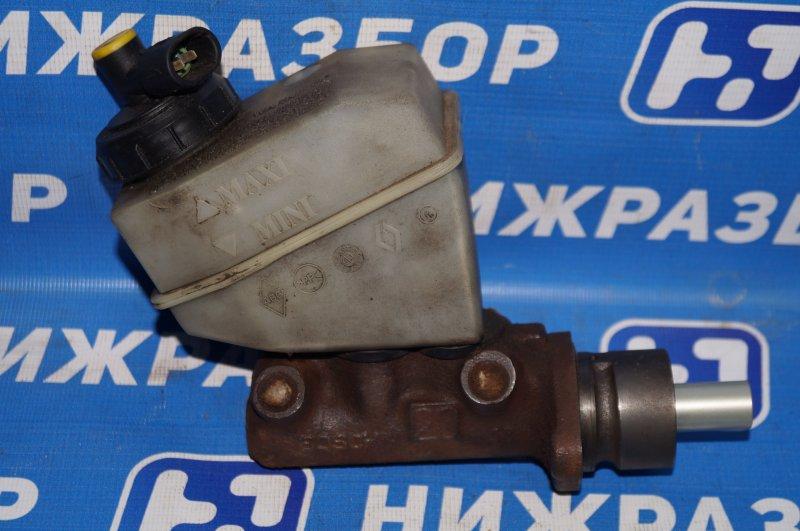 Цилиндр тормозной главный Renault Clio /symbol 1.4 K7JA700 2000 (б/у)