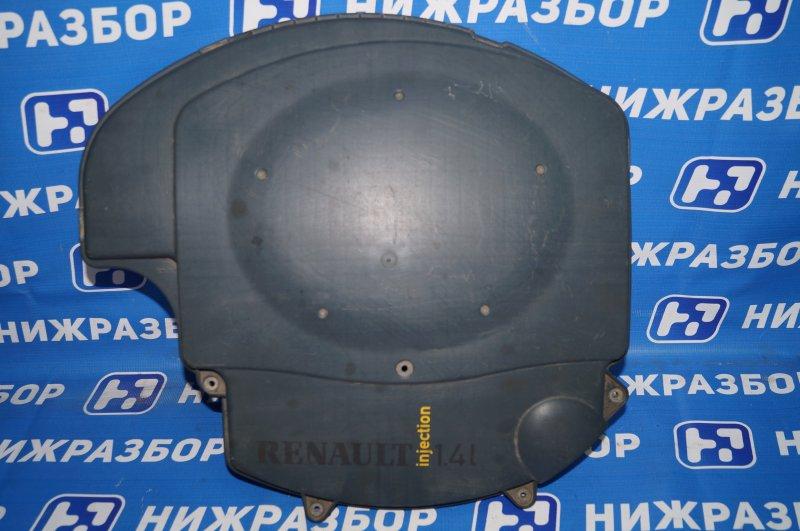 Крышка воздушного фильтра Renault Clio /symbol 1.4 K7JA700 2000 (б/у)