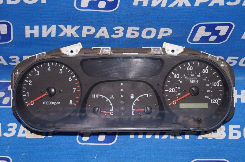 Панель приборов Kia Sportage 1 JA 2.0 FE 2000 (б/у)