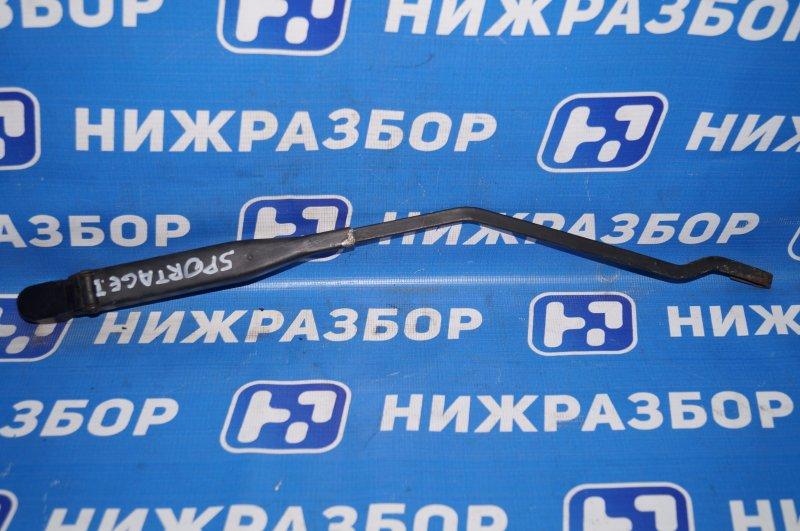 Поводок стеклоочистителя Kia Sportage 1 JA 2.0 FE 2000 задний (б/у)