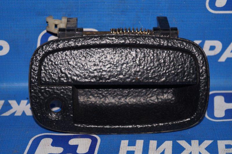 Ручка двери наружная Kia Sportage 1 JA 2.0 FE 2000 передняя правая (б/у)