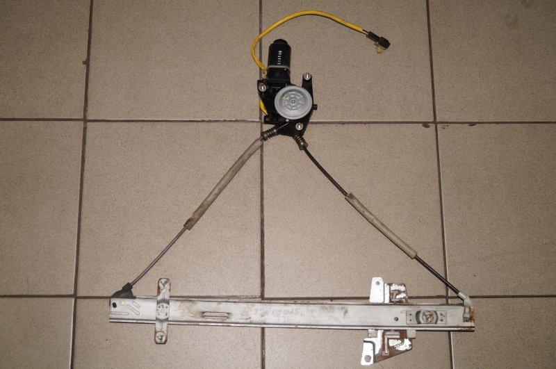 Стеклоподъемник эл. Kia Sportage 1 JA 2.0 FE 2000 передний левый (б/у)