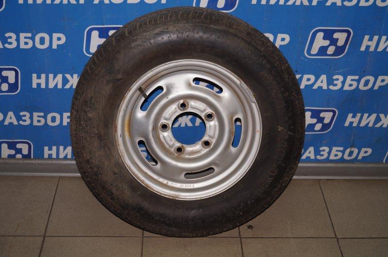 Колесо запасное Kia Sportage 1 JA 2.0 FE 2000 (б/у)