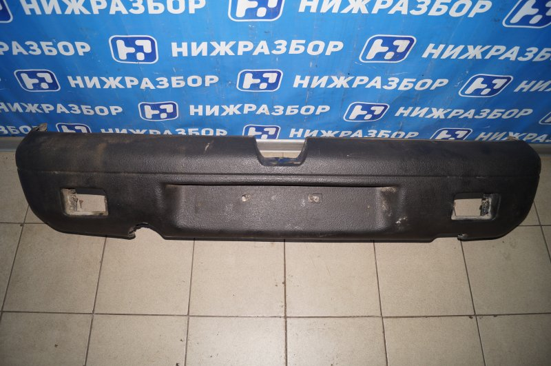 Бампер Kia Sportage 1 JA 2.0 FE 2000 задний (б/у)