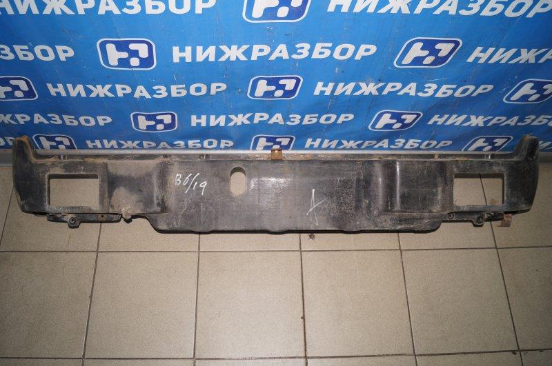 Усилитель бампера Kia Sportage 1 JA 2.0 FE 2000 задний (б/у)