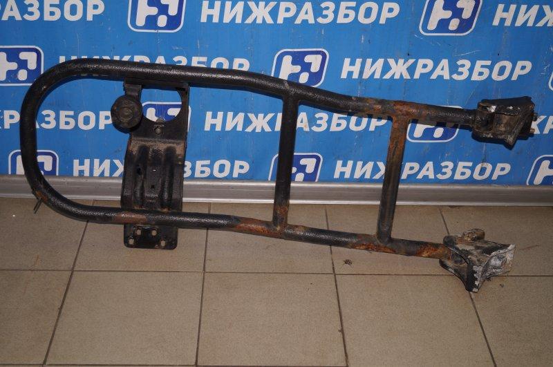 Кронштейн крепления запасного колеса Kia Sportage 1 JA 2.0 FE 2000 (б/у)