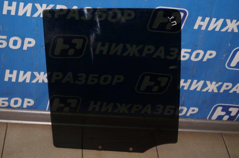 Стекло двери Kia Sportage 1 JA 2.0 FE 2000 заднее правое (б/у)