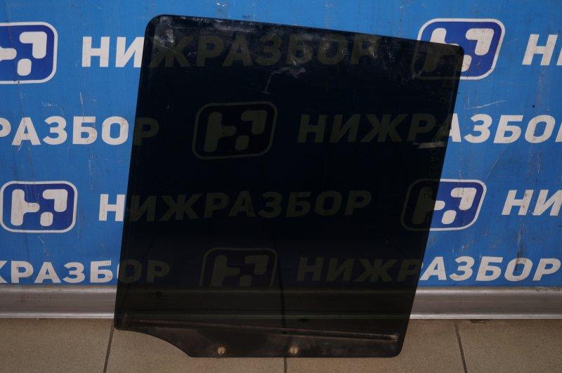 Стекло двери Kia Sportage 1 JA 2.0 FE 2000 заднее левое (б/у)