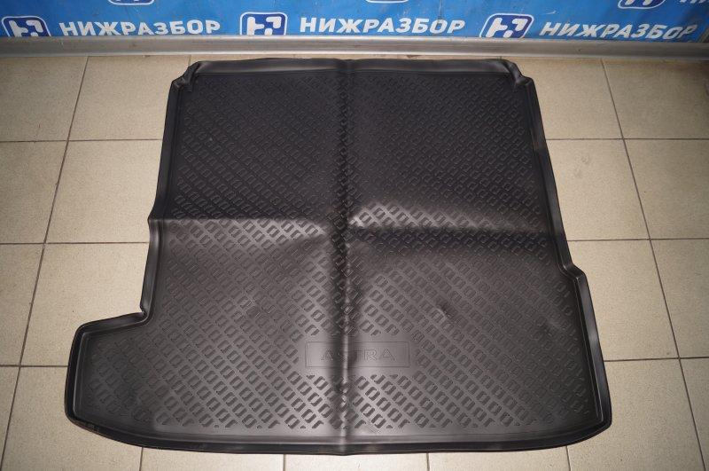 Коврик багажника Opel Astra J 2010