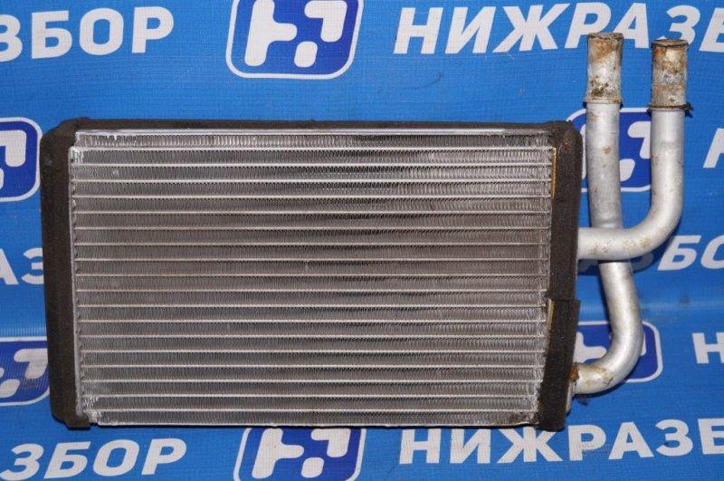 Радиатор отопителя Hafei Princip HFJ 7161 1.6 DA4G18 2007 (б/у)