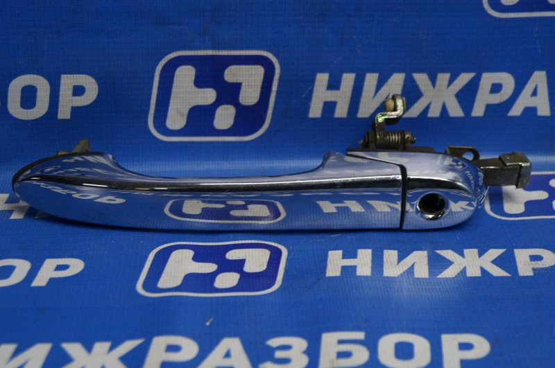 Ручка двери наружная Hafei Princip HFJ 7161 1.6 DA4G18 2007 передняя левая (б/у)