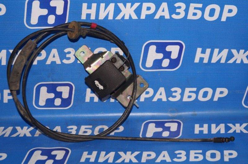 Трос открывания капота Hafei Princip HFJ 7161 1.6 DA4G18 2007 (б/у)