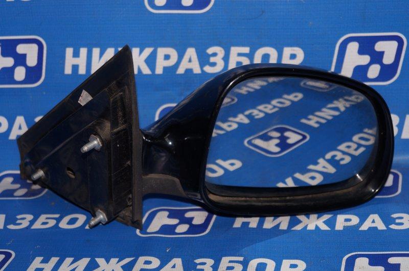 Зеркало механическое Hafei Princip HFJ 7161 1.6 DA4G18 2007 правое (б/у)