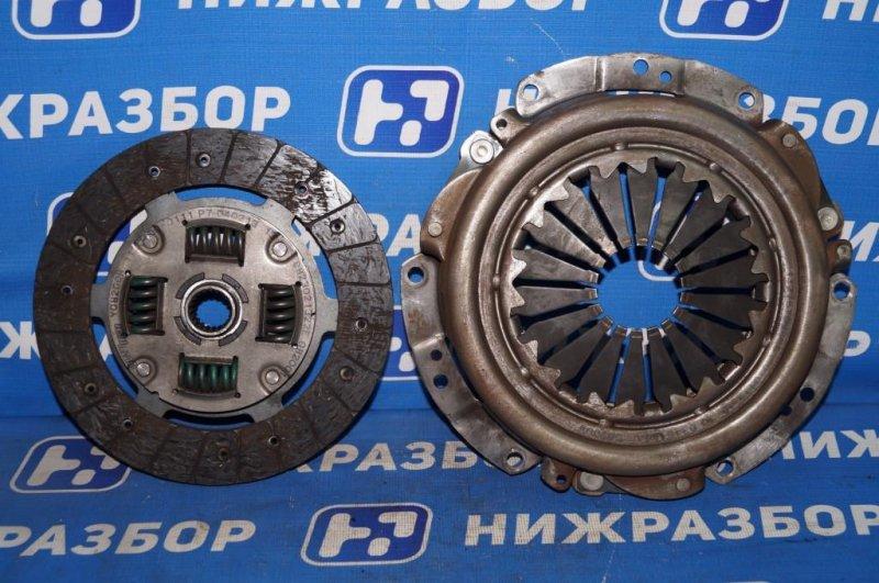 Сцепление комплект Hafei Princip HFJ 7161 1.6 DA4G18 2007 (б/у)